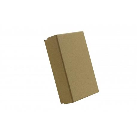 Cajas para joyas cartón beige 12x8x3cm