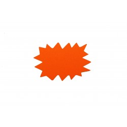 Cartel ofertas amarillo/naranja