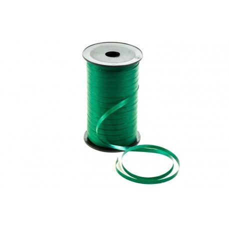 Cinta para regalo papel verde oscuro 100 metros