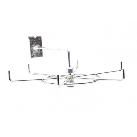 Colgador giratorio para malla 40x28x7cm