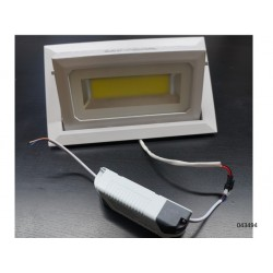 Foco de led empotrable regulable 35W 3000K AC100-264V 50HZ 3400LM IP20