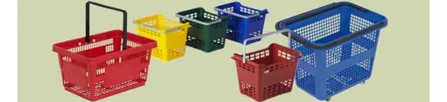 Carros y cestas de la compra